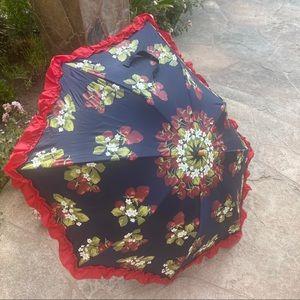 Janie Jack Strawberry sweet fields umbrella
